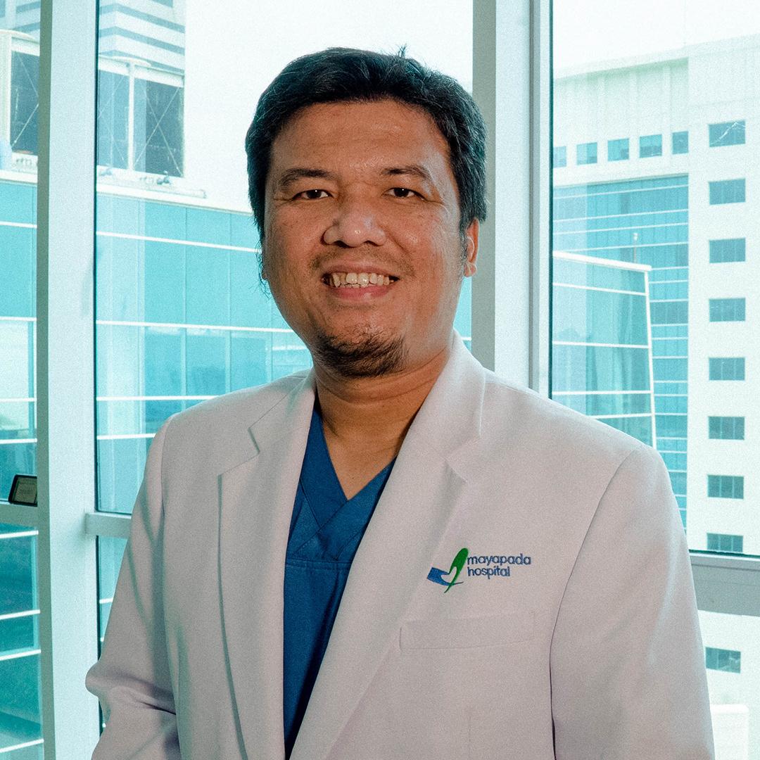 dr. Donnie Lumban Gaol, Sp.PD-KGH