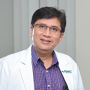 dr. Sjaiful Bachri, SpB-KBD