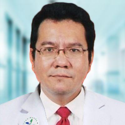 dr. Mangatas S.M Manalu Sp. PD