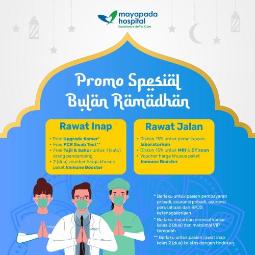 Promo Spesial Bulan Ramadhan
