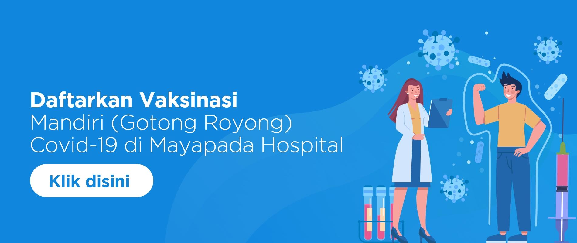 Mayapada Hospital   Pendaftaran Vaksinasi Mandiri Covid-19 ...